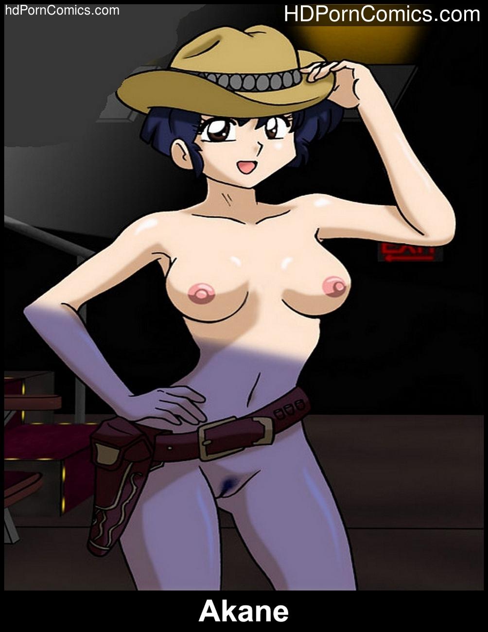 Akane Sex Comic