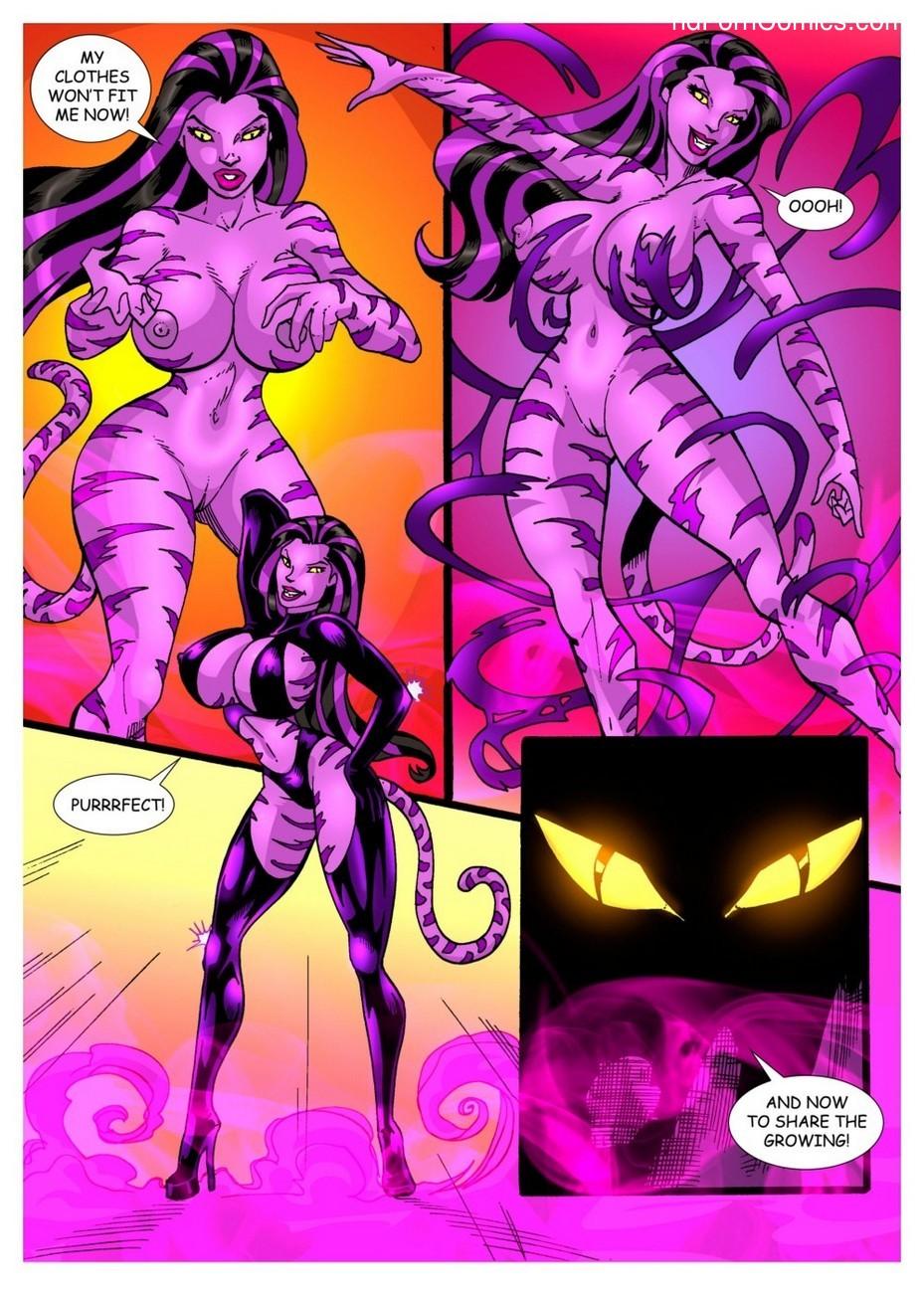 Alicia Goes Wonderland 1 7 free sex comic