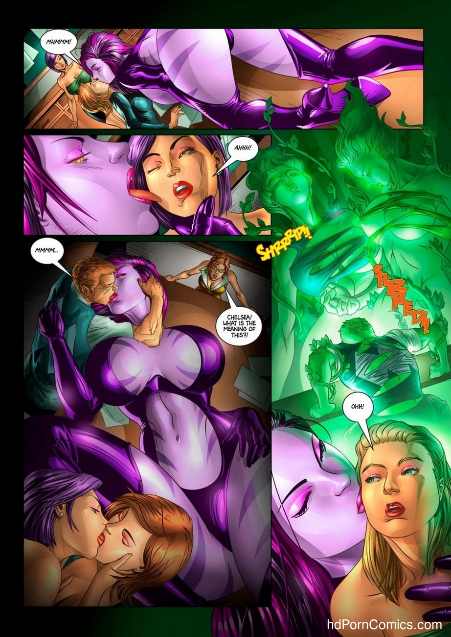 Alicia Goes Wonderland 2 7 free sex comic