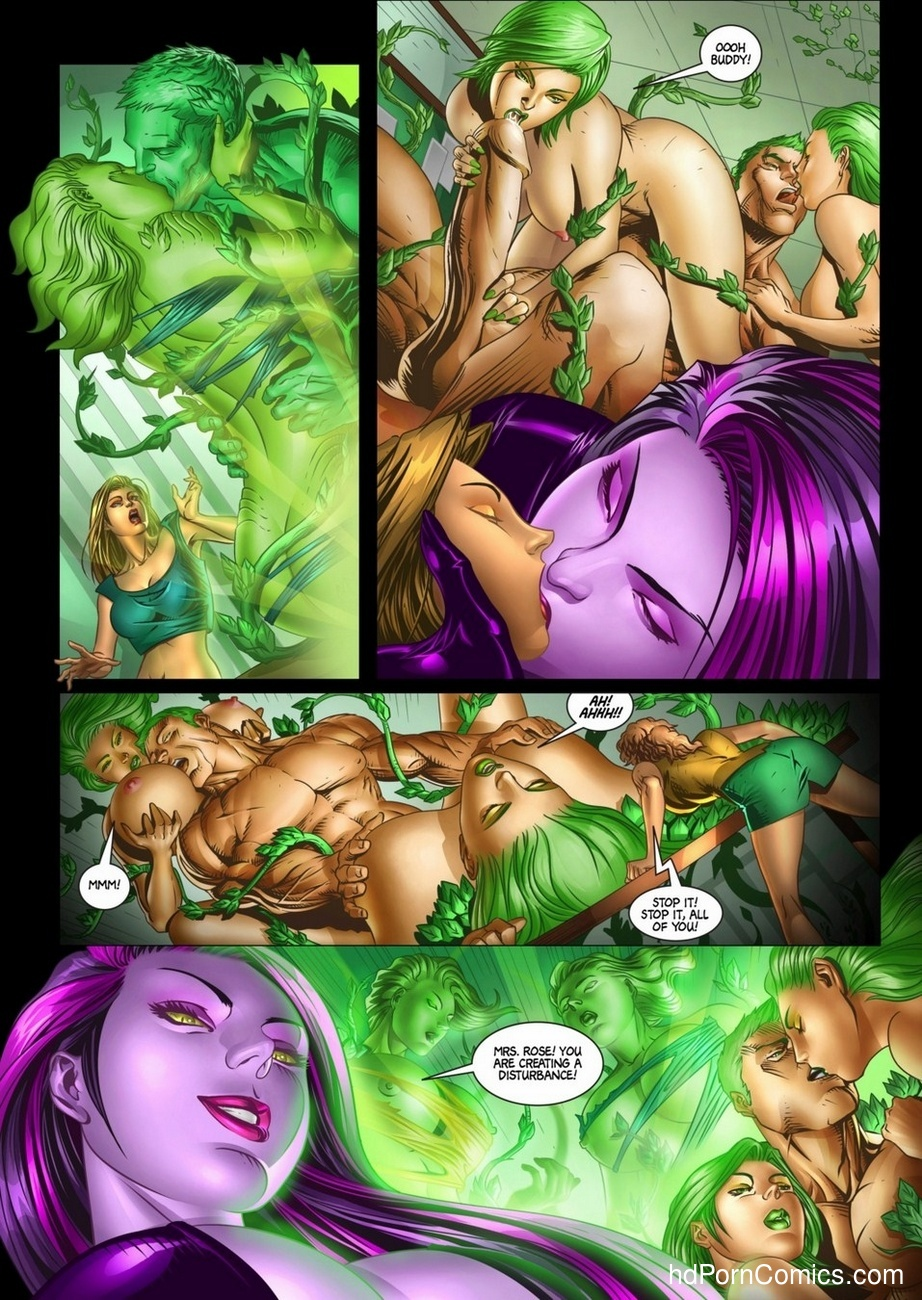 Alicia Goes Wonderland 2 8 free sex comic