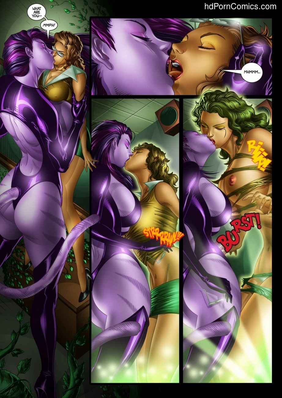 Alicia Goes Wonderland 2 9 free sex comic