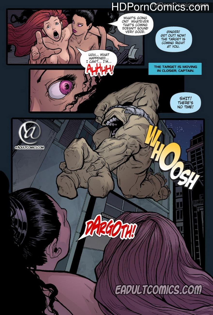 Alien Abduction 2 - Final Evolution 11 free sex comic