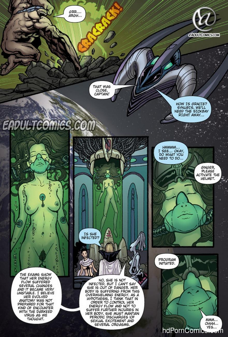 Alien Abduction 2 - Final Evolution 13 free sex comic