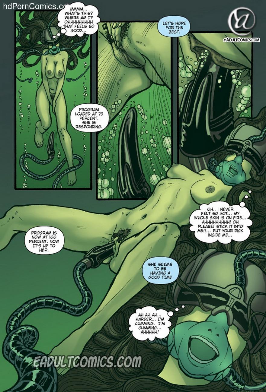 Alien Abduction 2 - Final Evolution 14 free sex comic