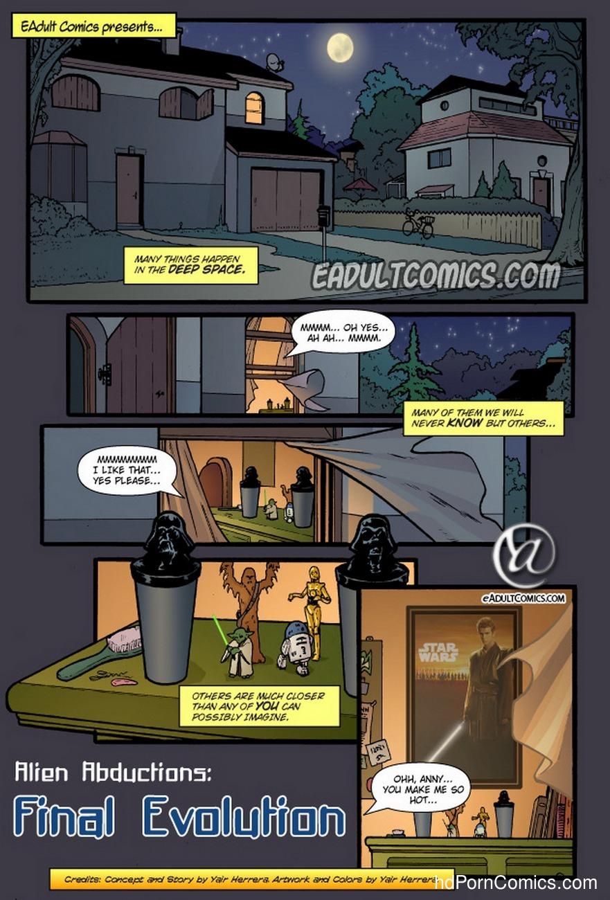 Alien Abduction 2 - Final Evolution 2 free sex comic