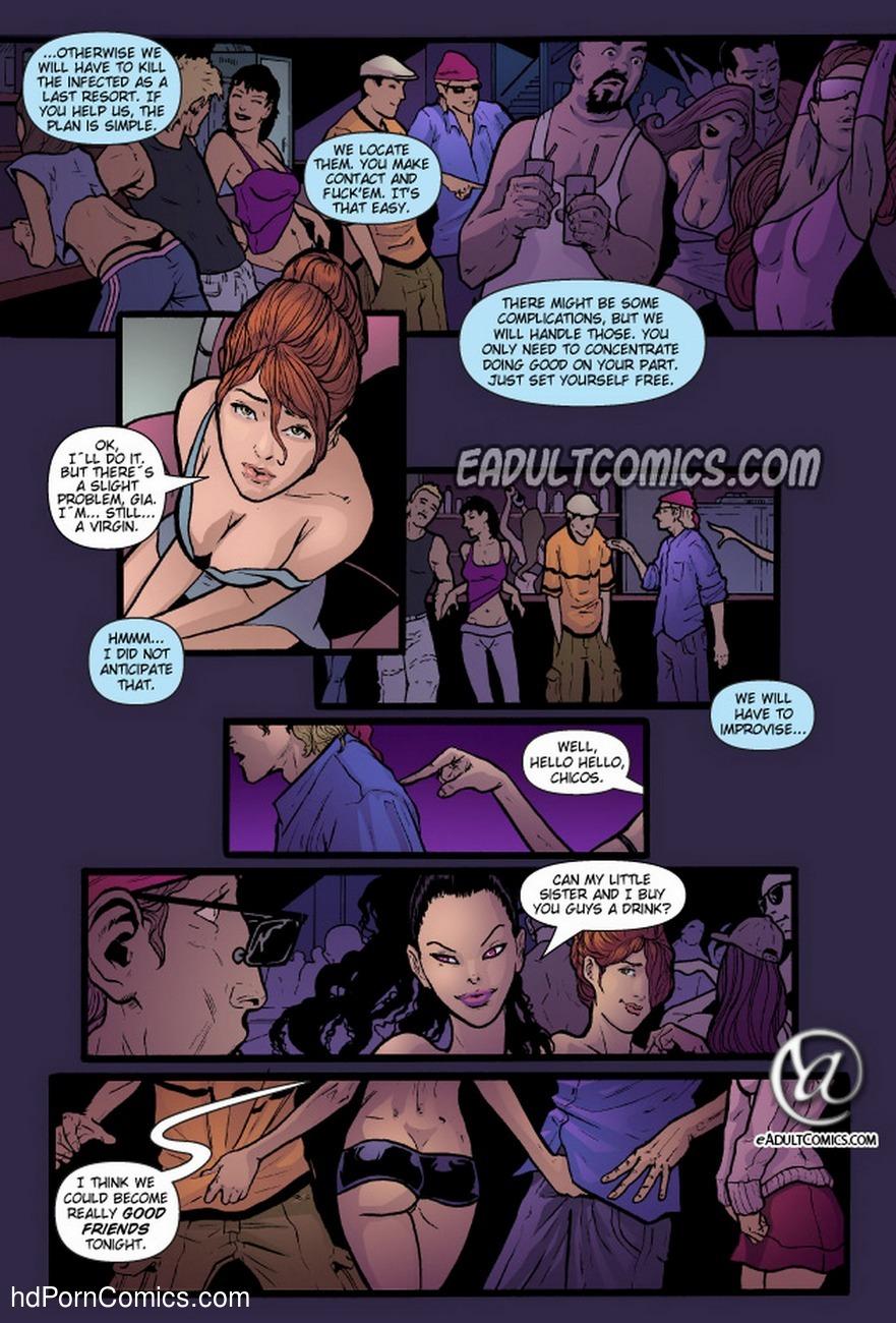 Alien Abduction 2 - Final Evolution 6 free sex comic