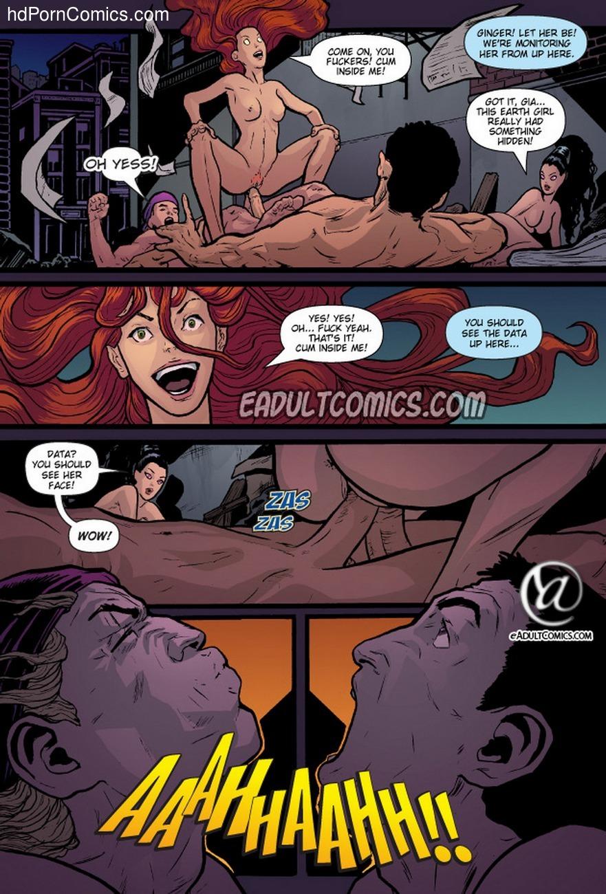 Alien Abduction 2 - Final Evolution 9 free sex comic