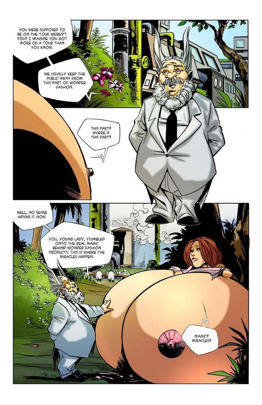 Alison Wonderbra 19 free sex comic