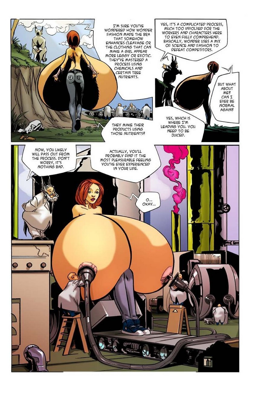 Alison Wonderbra 20 free sex comic