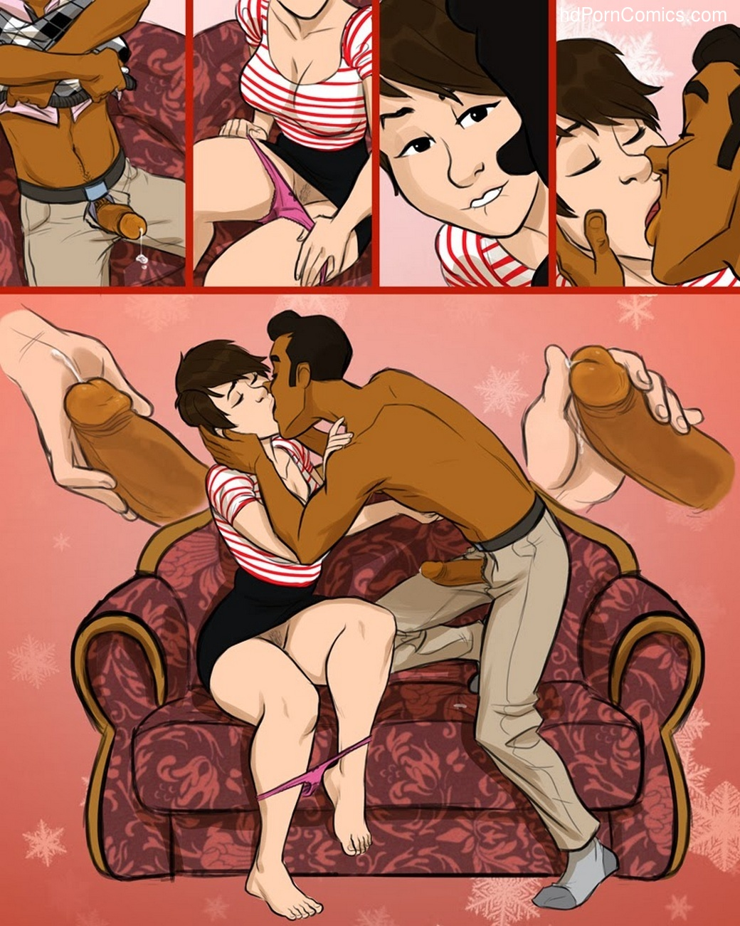 All-I-Want-For-Xmas10 free sex comic
