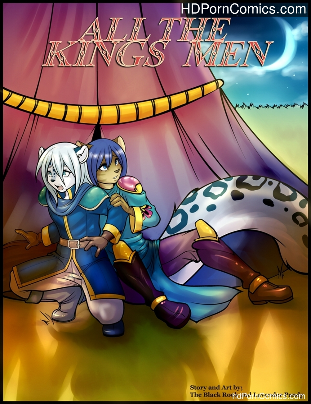 All The King's Men 1 free sex comic