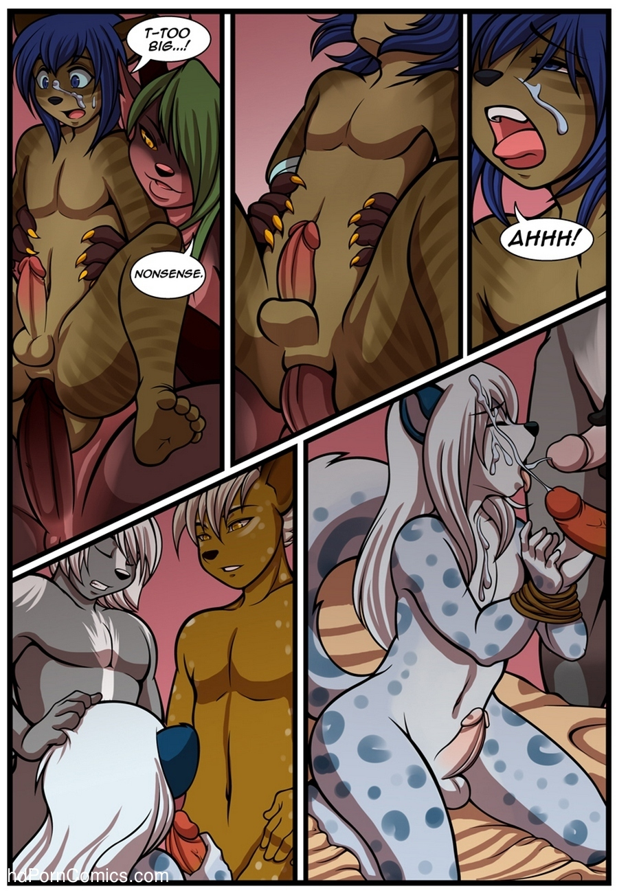 All The King's Men 13 free sex comic