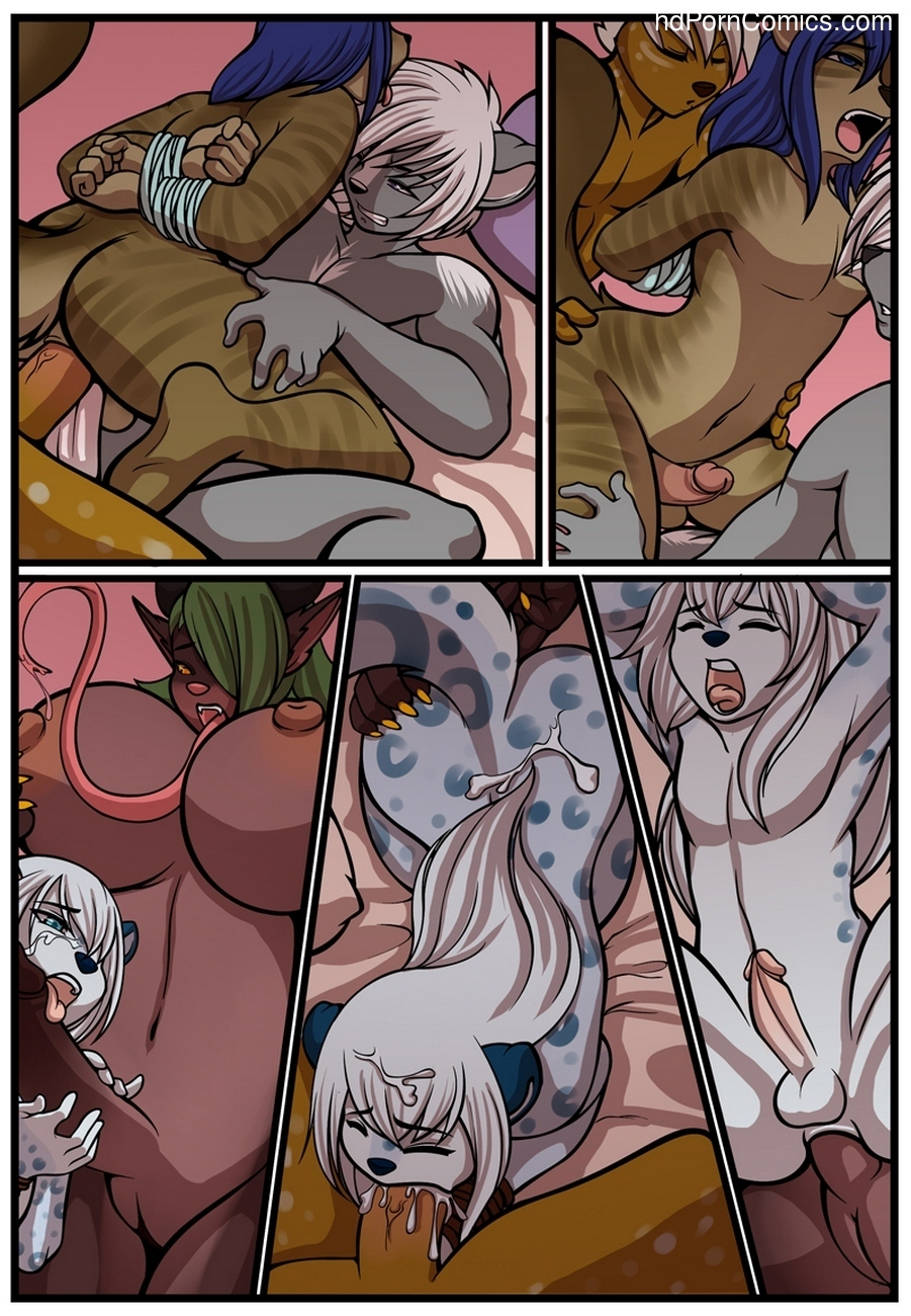 All The King's Men 14 free sex comic