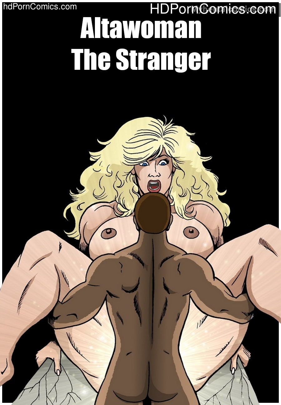 Altawoman – The Stranger Sex Comic