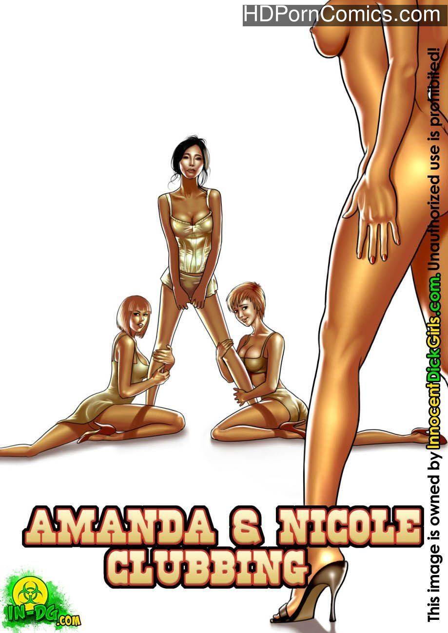 Amanda & Nicole Clubbing Sex Comic