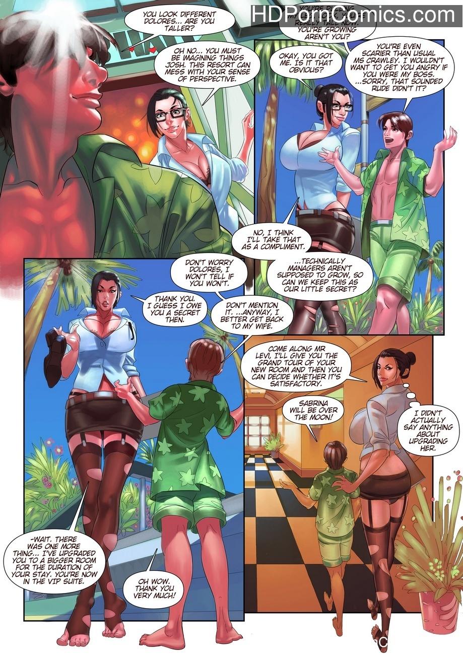 Amazon Hotel 3 11 free sex comic