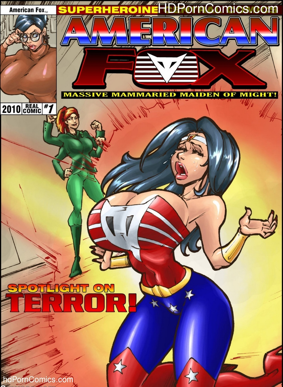 American Fox 1 - Spotlight On Terror 1 free porn comics