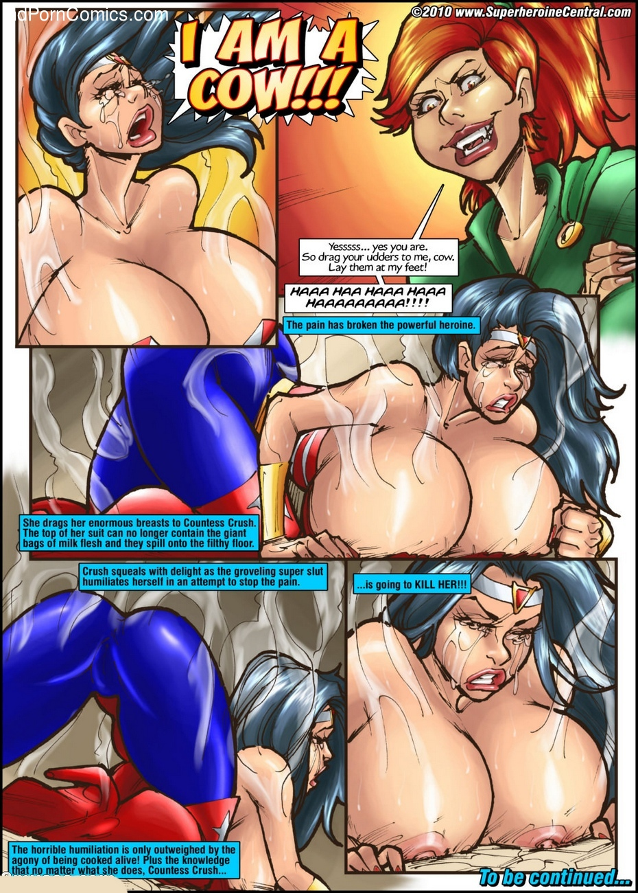 American Fox 1 - Spotlight On Terror 16 free sex comic