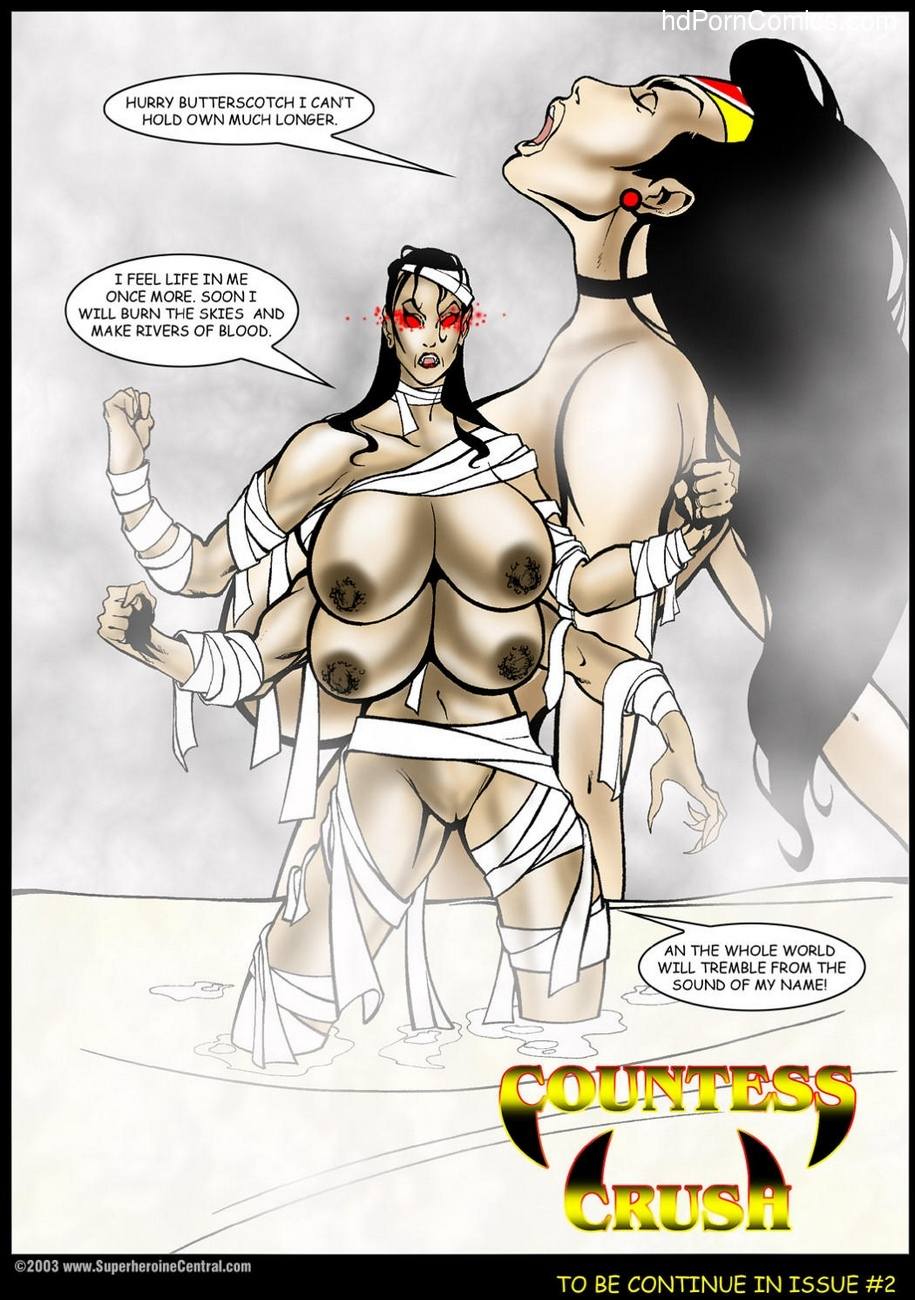 American Fox - Return Of Countess Crush 1 16 free sex comic