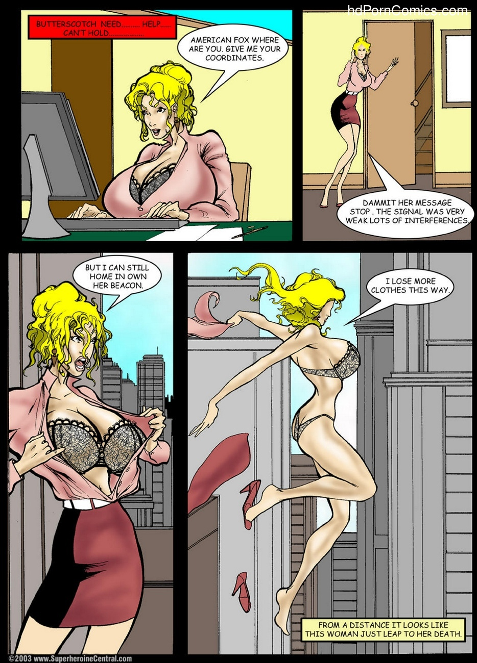 American Fox - Return Of Countess Crush 1 17 free sex comic