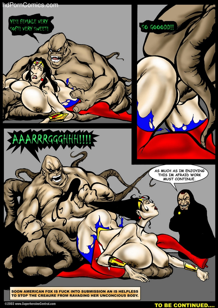 American Fox - Return Of Countess Crush 1 7 free sex comic