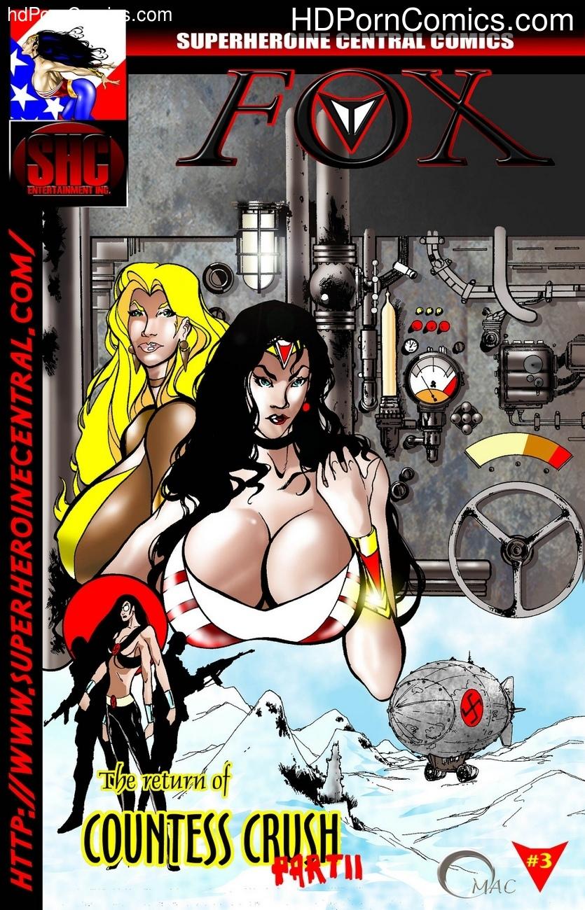 American Fox – Return Of Countess Crush 2 comic porn