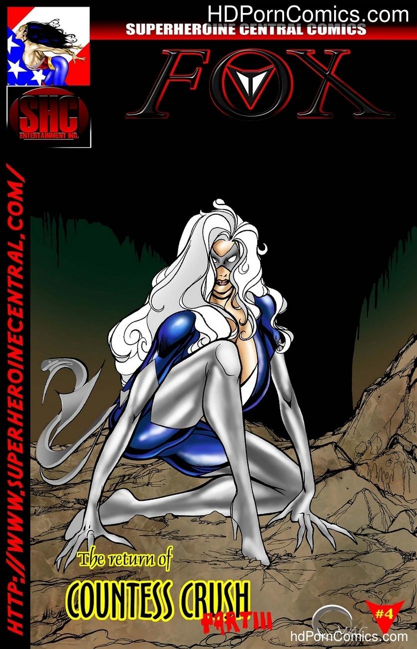 american fox - return of countess crush 3 comic porn - hd porn comics