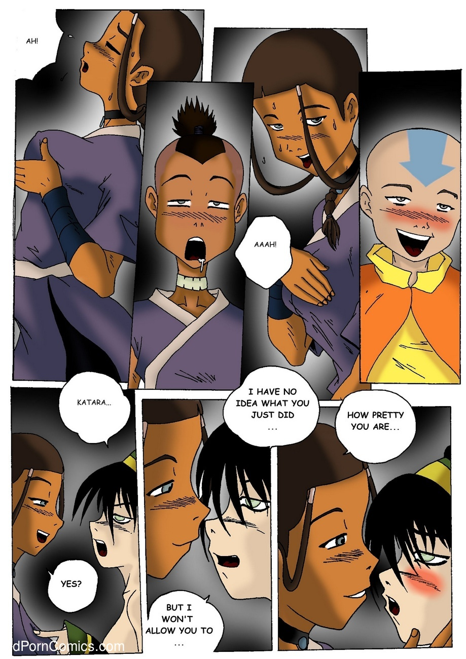 An Unknown Aspect 15 free sex comic