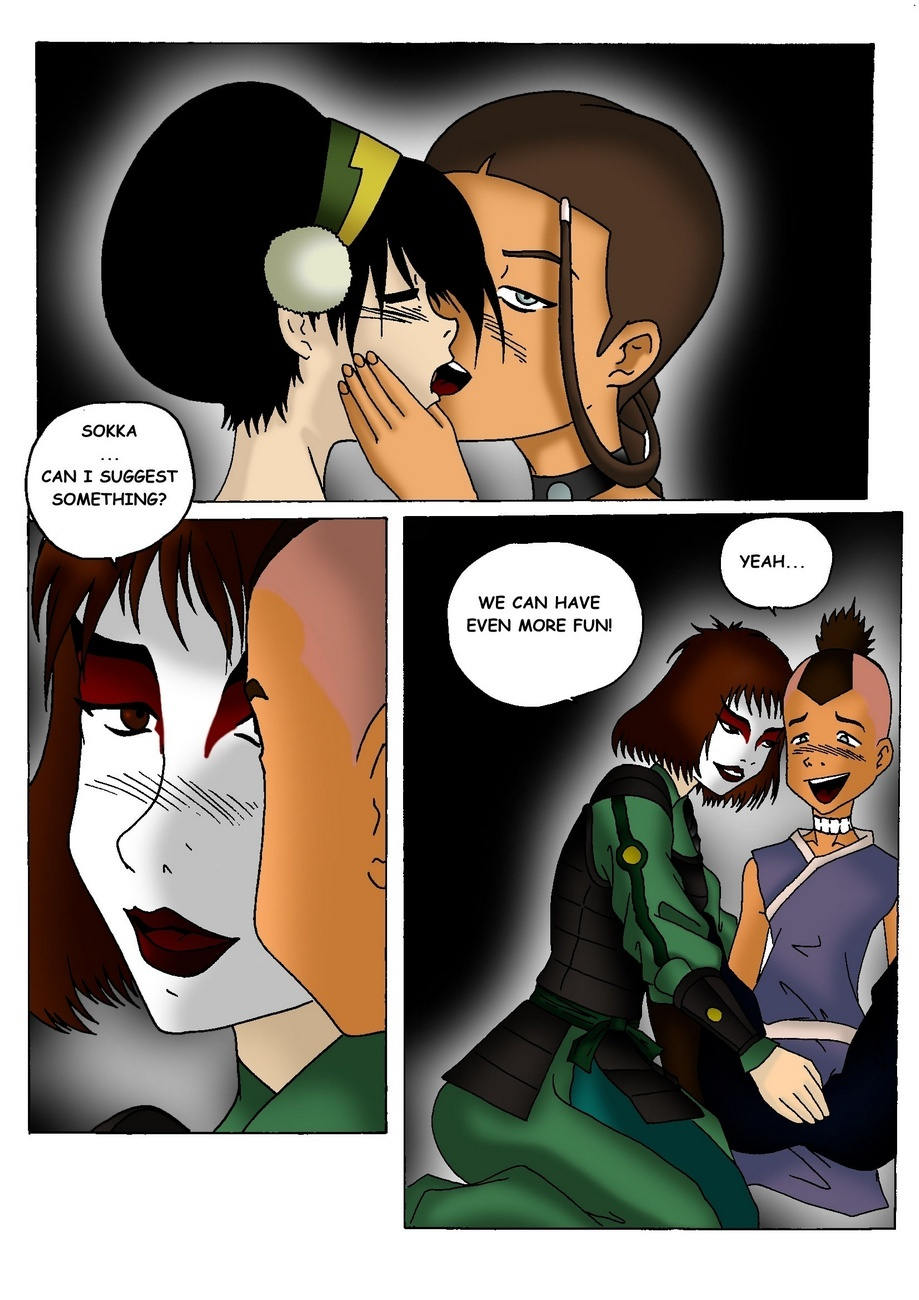 An Unknown Aspect 17 free sex comic