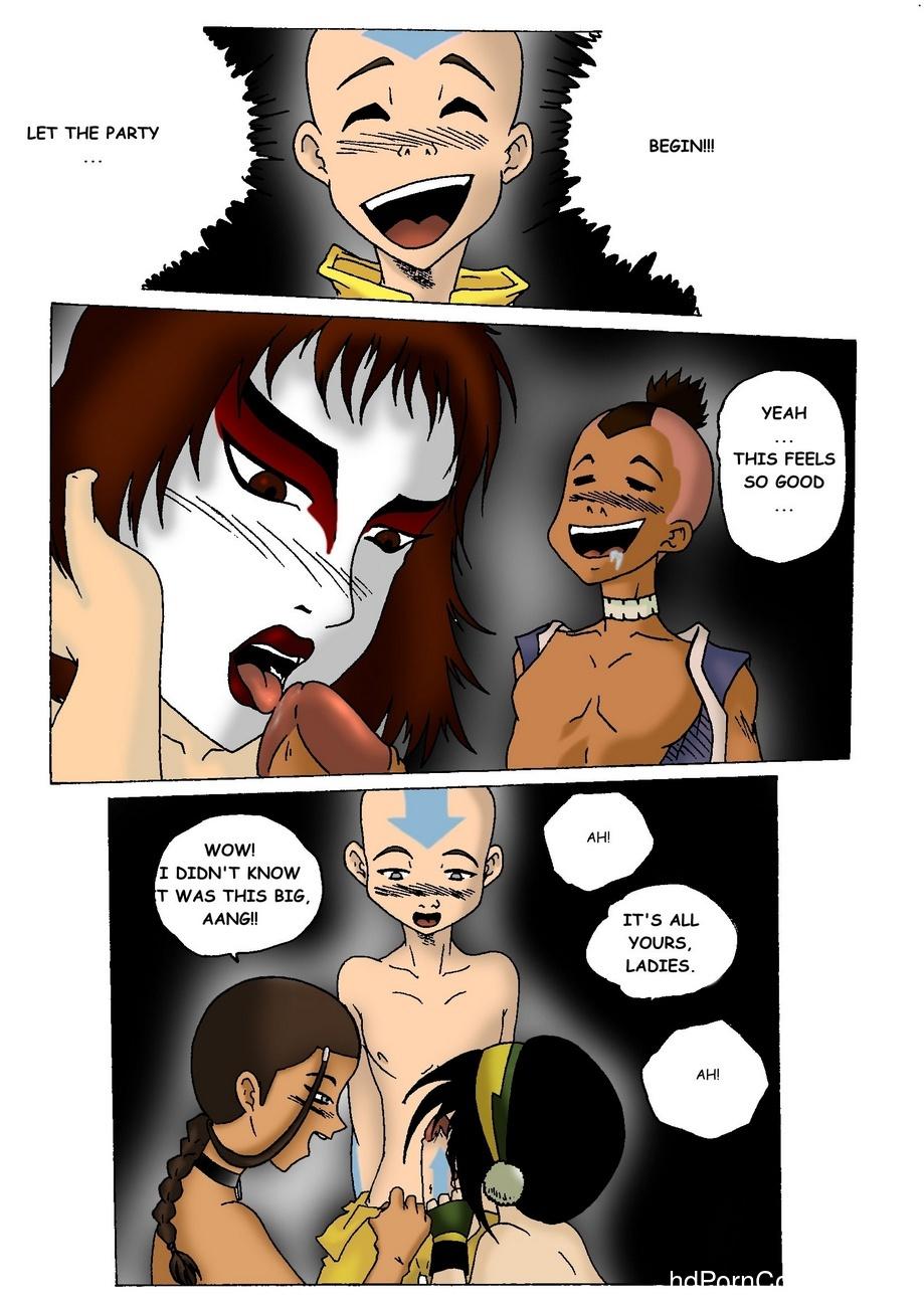 An Unknown Aspect 18 free sex comic