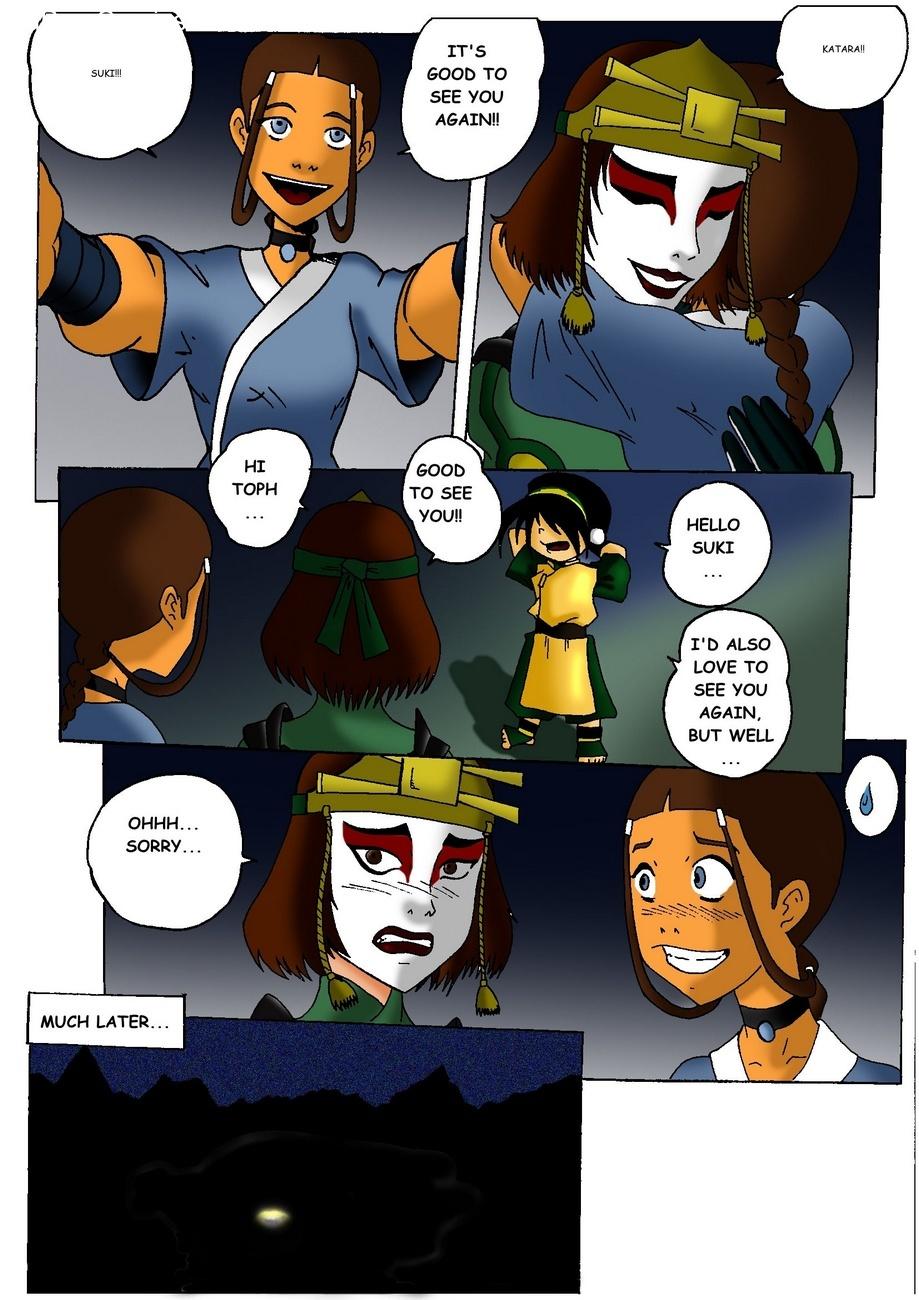 An Unknown Aspect 5 free sex comic