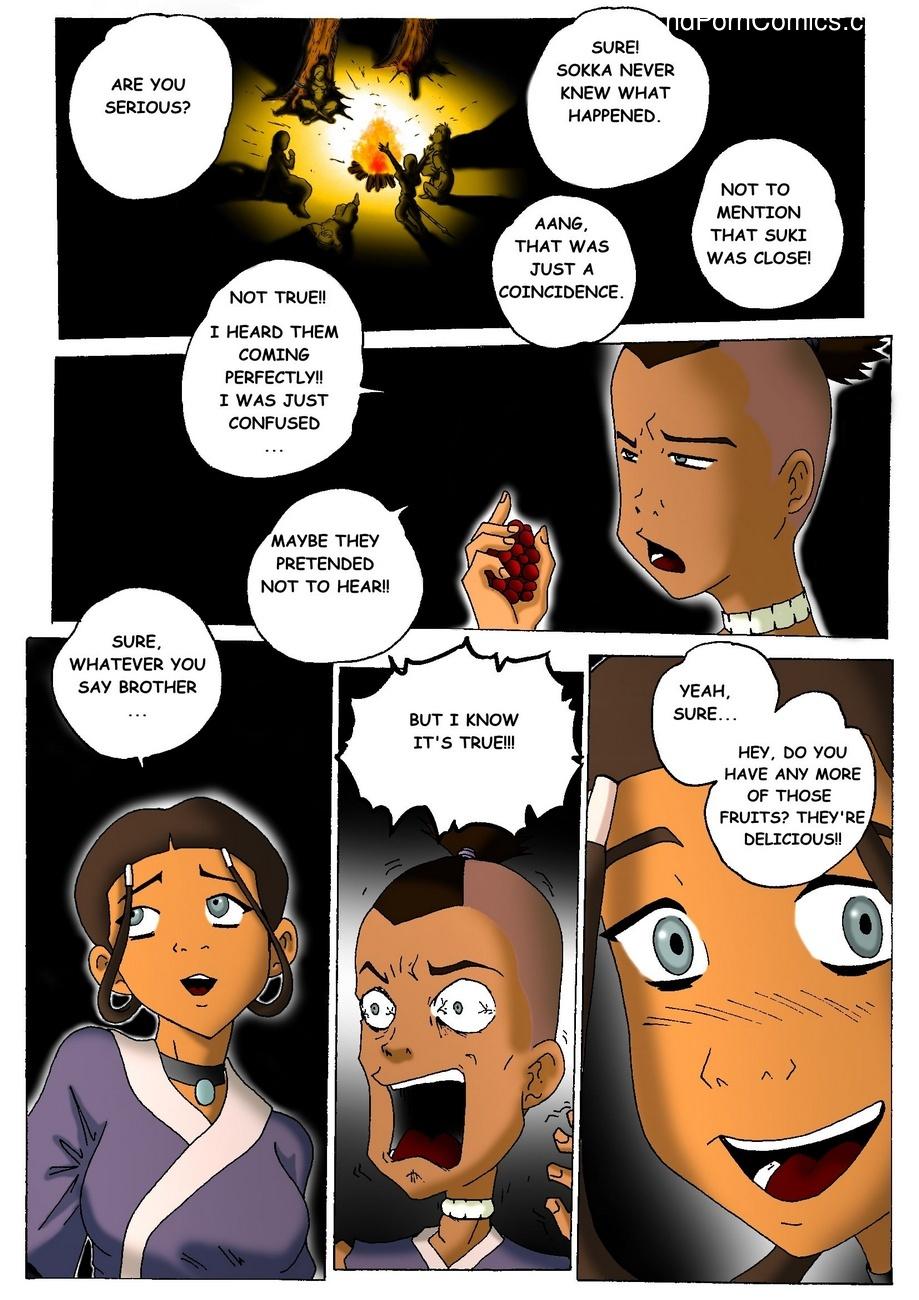 An Unknown Aspect 6 free sex comic
