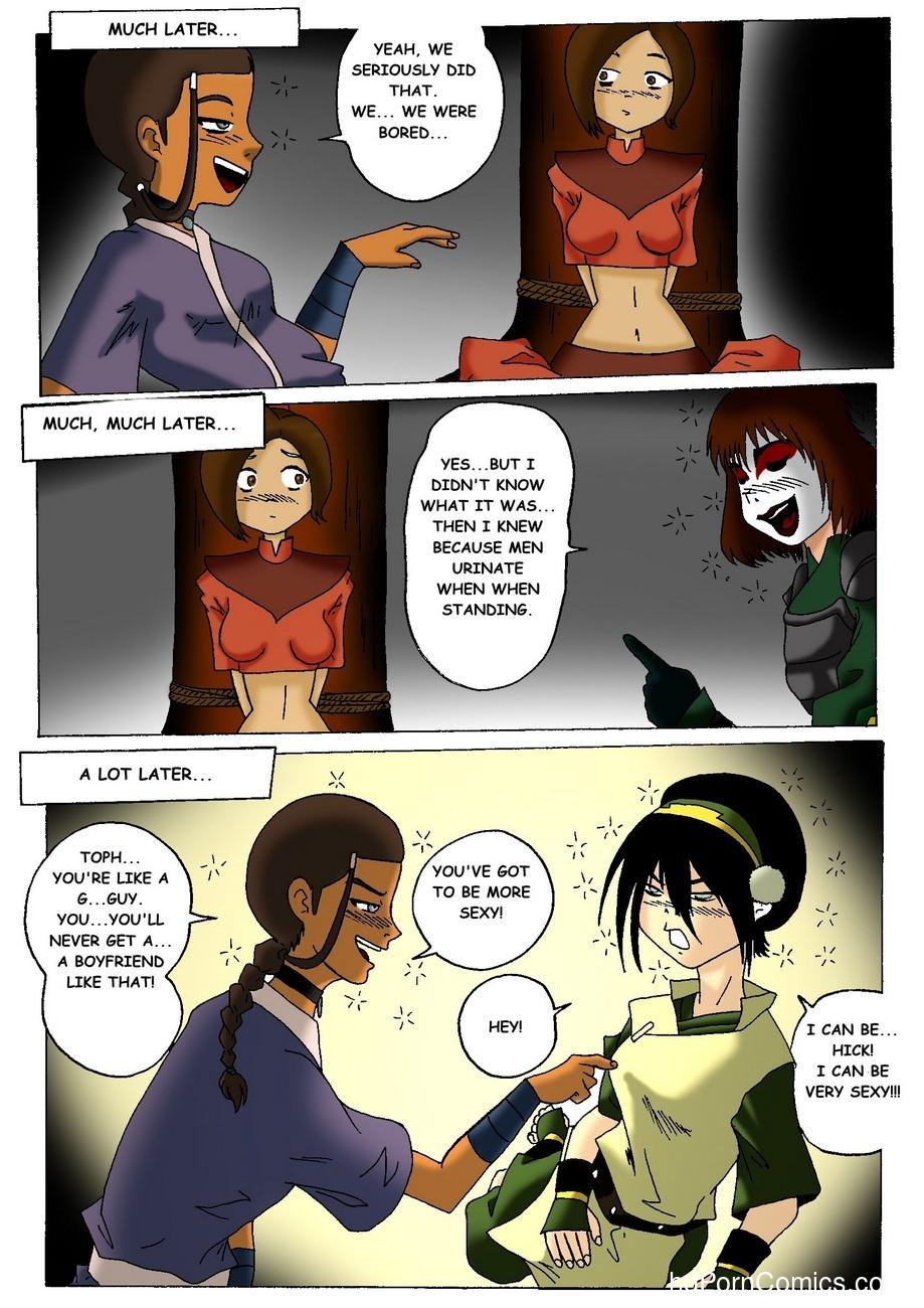 An Unknown Aspect 7 free sex comic