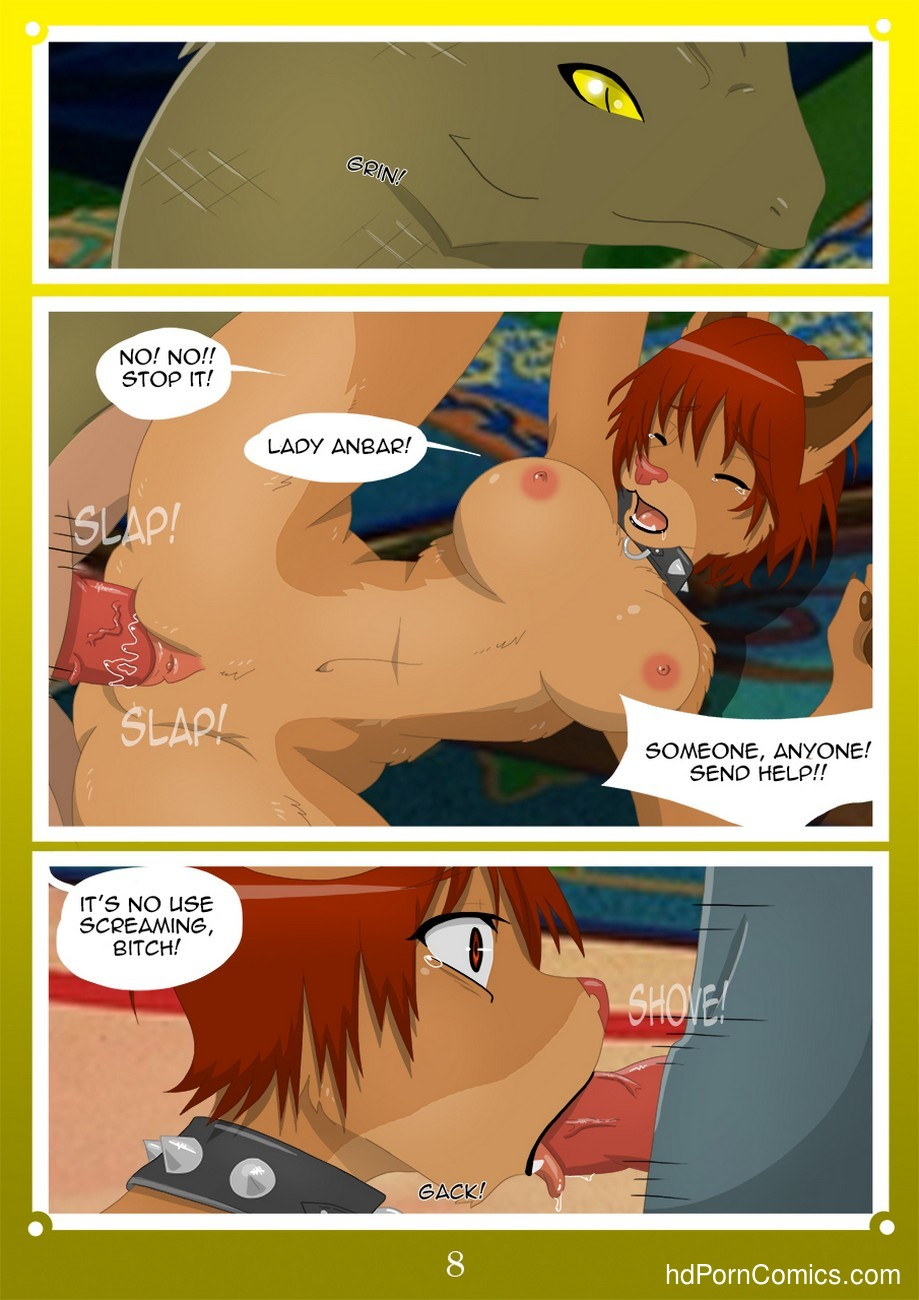 Angry Dragon 6 - Cat's Tongue 9 free sex comic