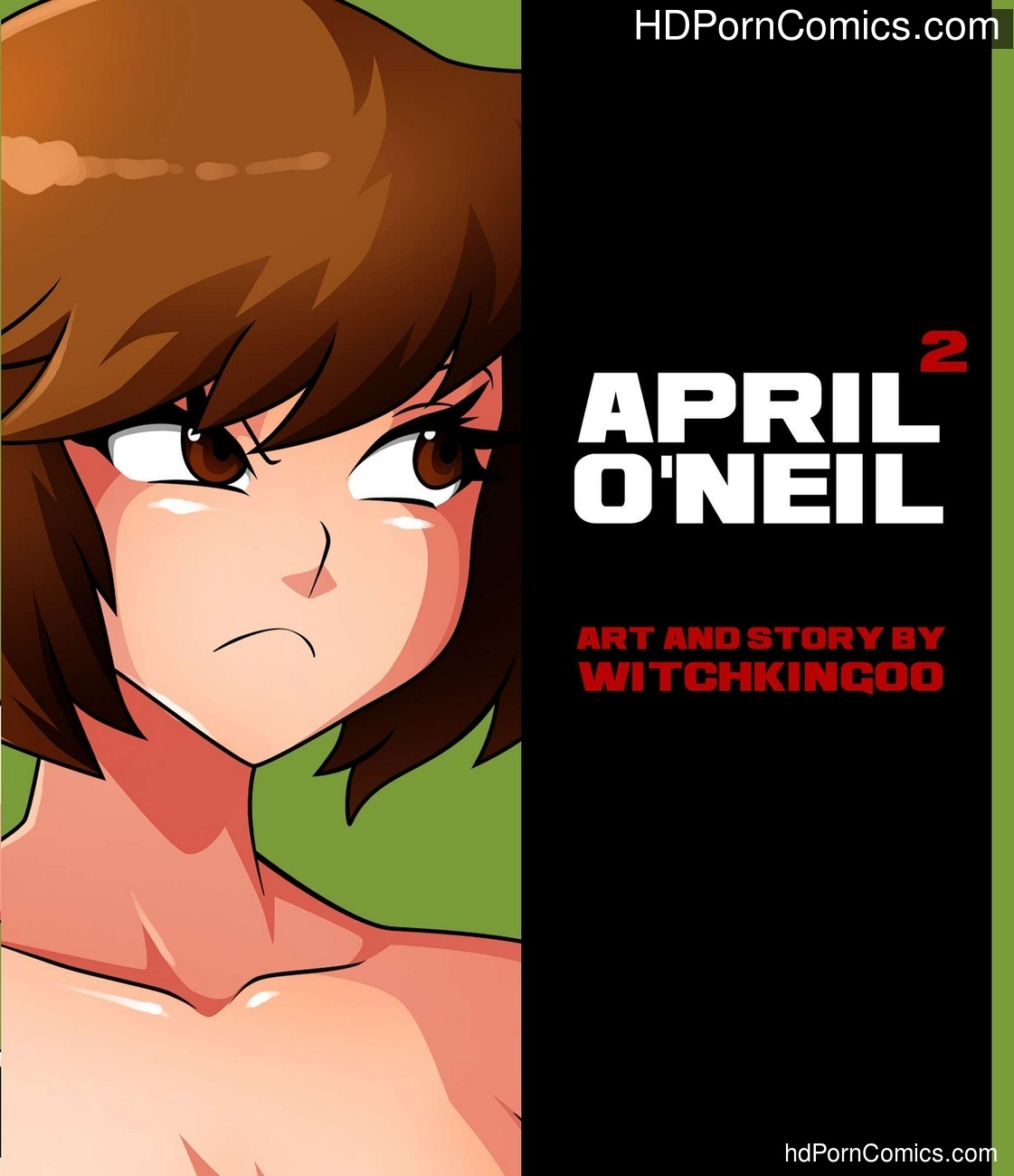 April O'Neil 2 Sex Comic