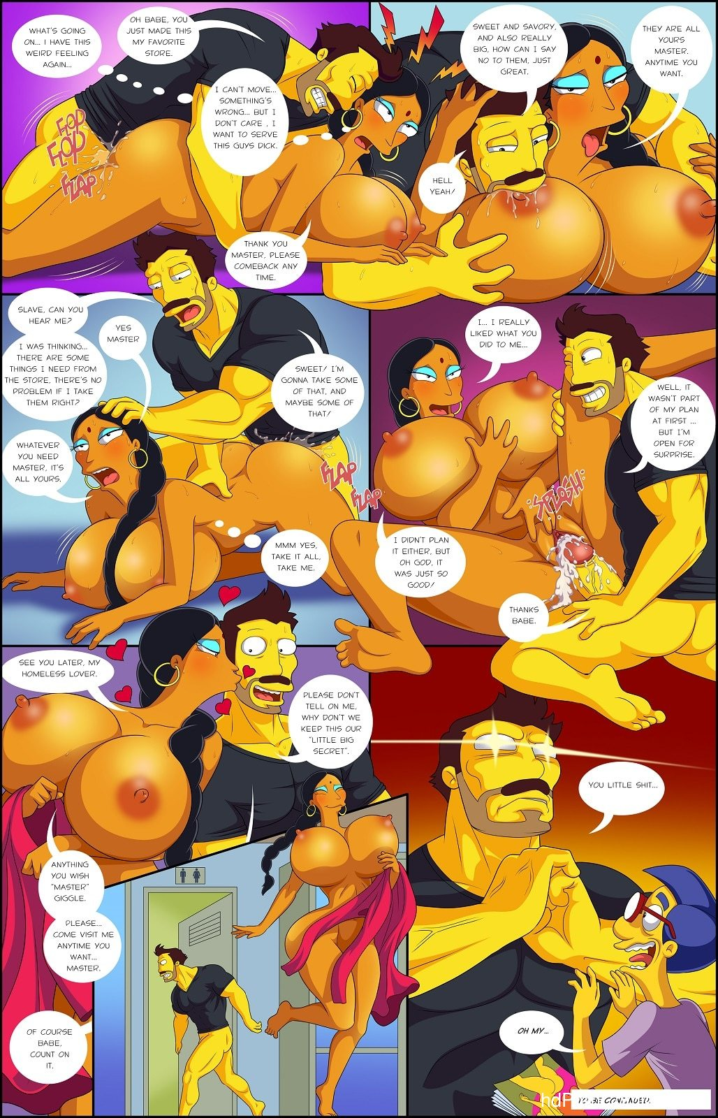 Arabatos – Darren's Adventure Simpsons17 free sex comic