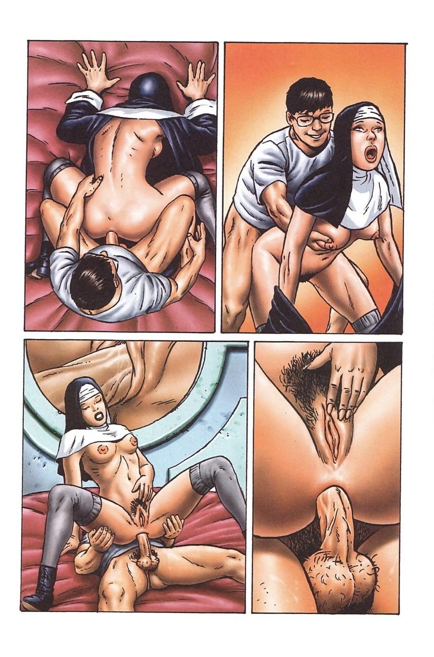Comics sex