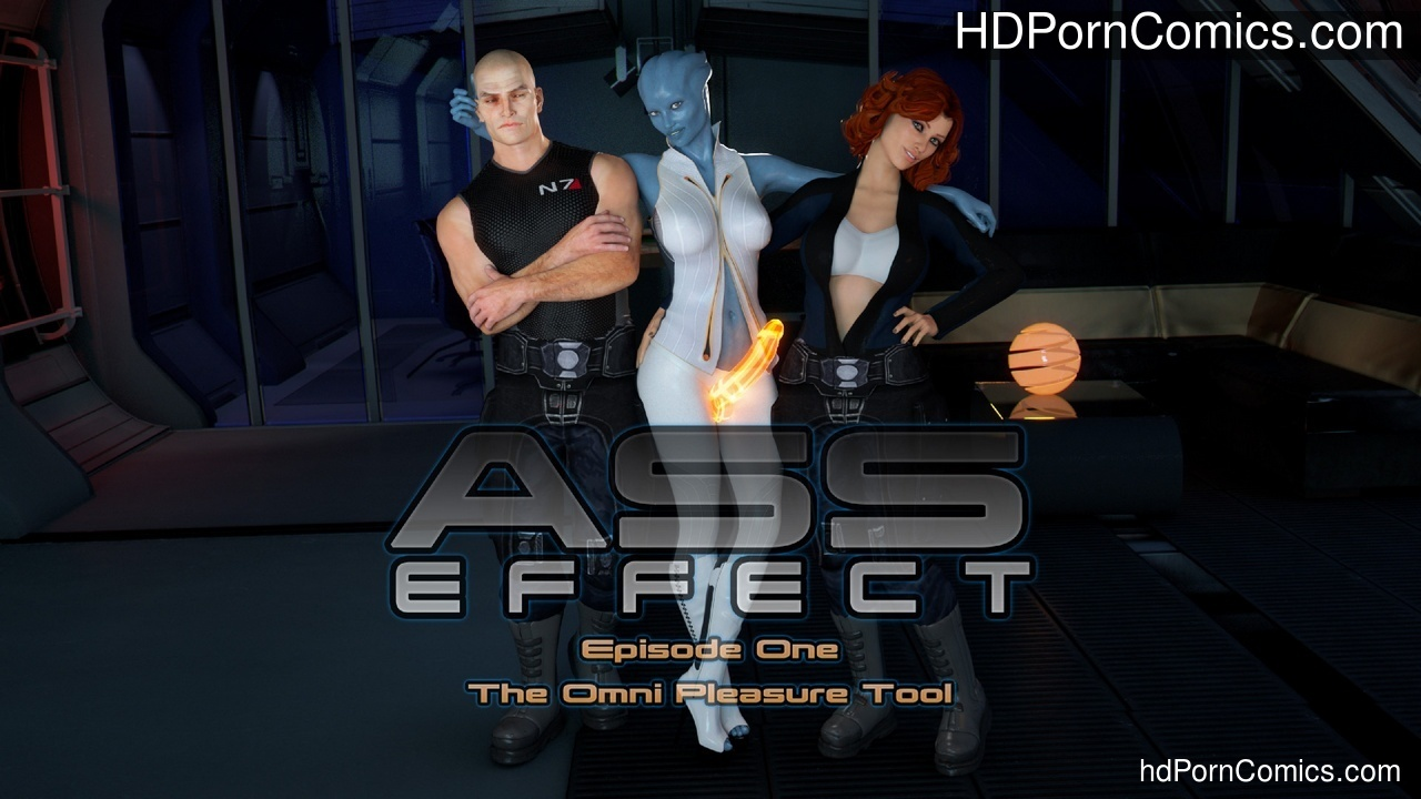 Ass Effect 1 – The Omni Pleasure Tool Sex Comic