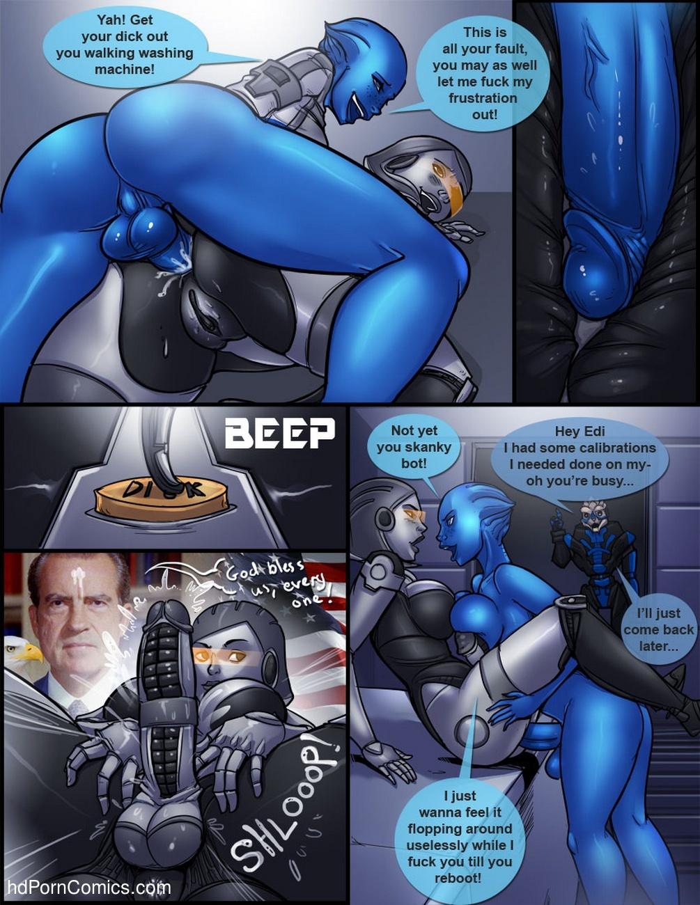 Ass Effect A Xxx Parody ass in effect 1 sex comic - hd porn comics