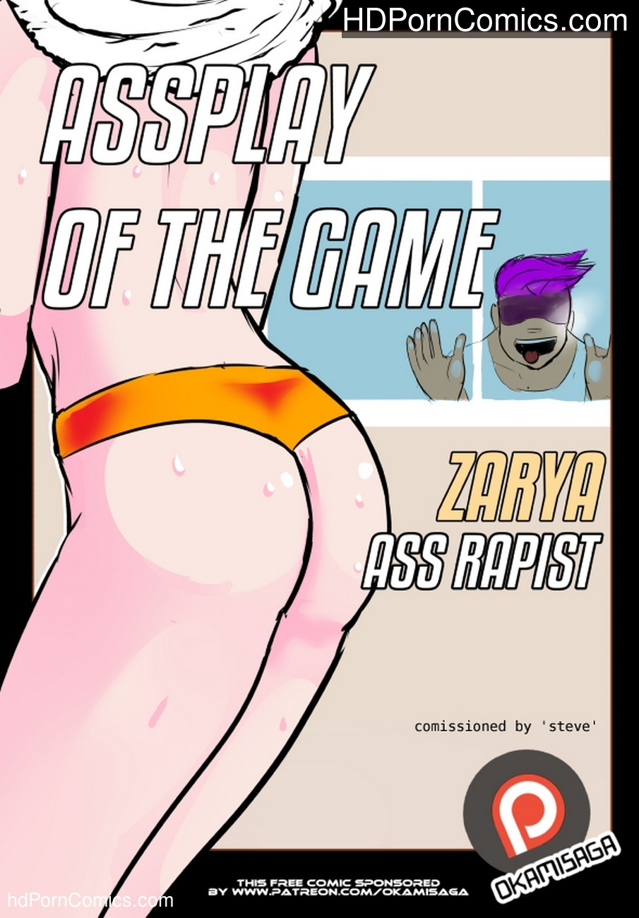 Assplay-Of-The-Game-Zarya-Ass-Rapist1 free sex comic