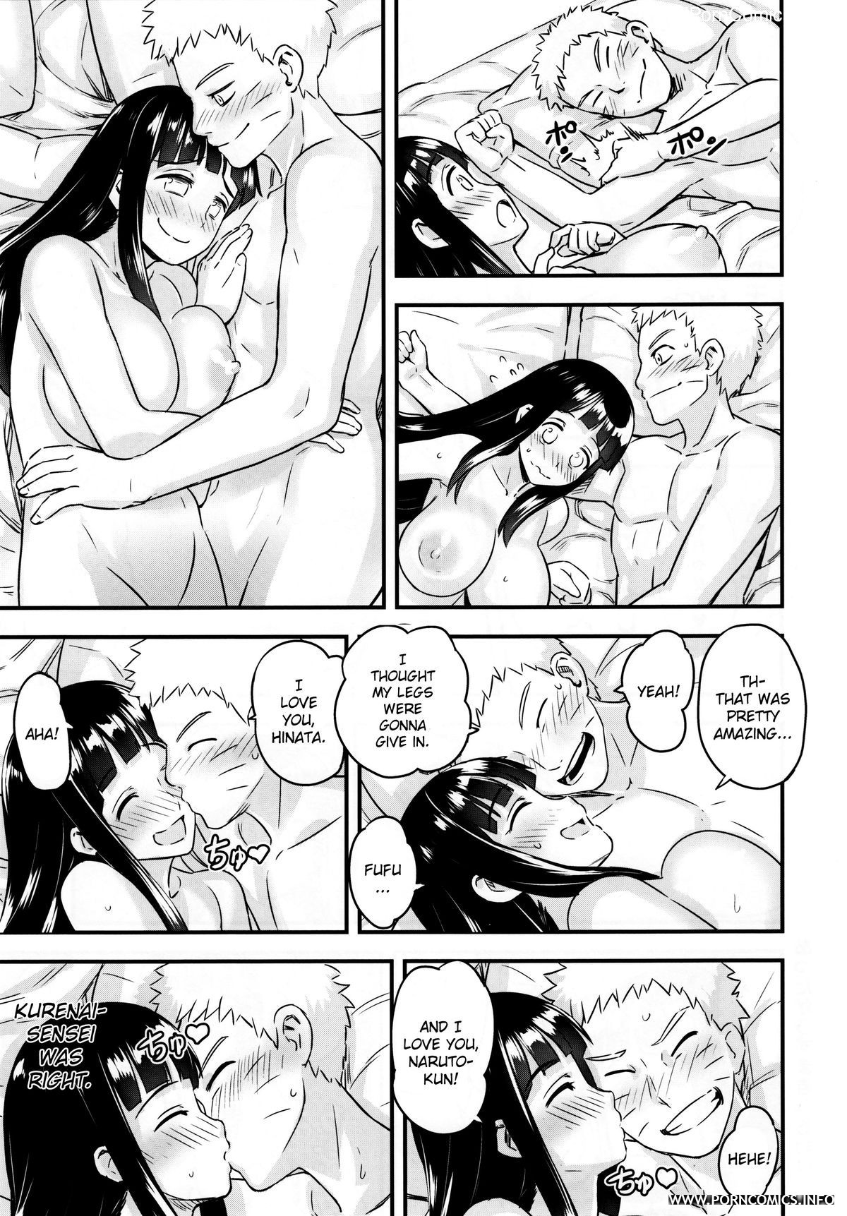 Attaka Uzumaki | Warm Whirlpool (Naruto)39 free sex comic