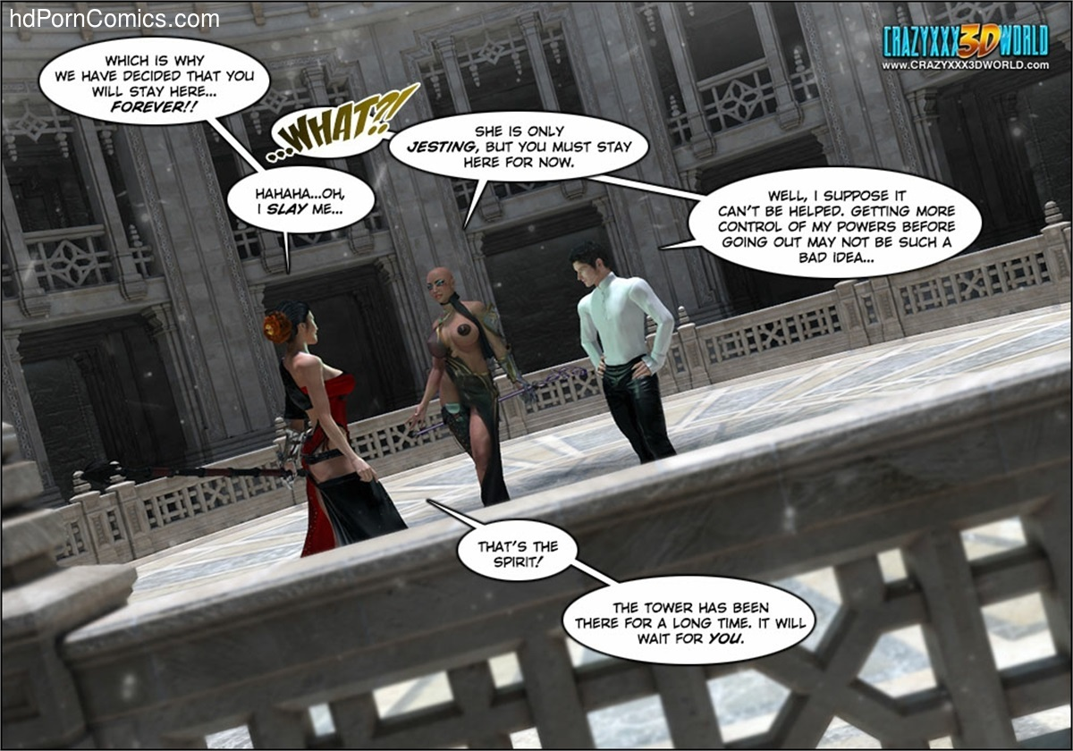 Auditor Of Reality – Legacy Episode 1736 free sex comic
