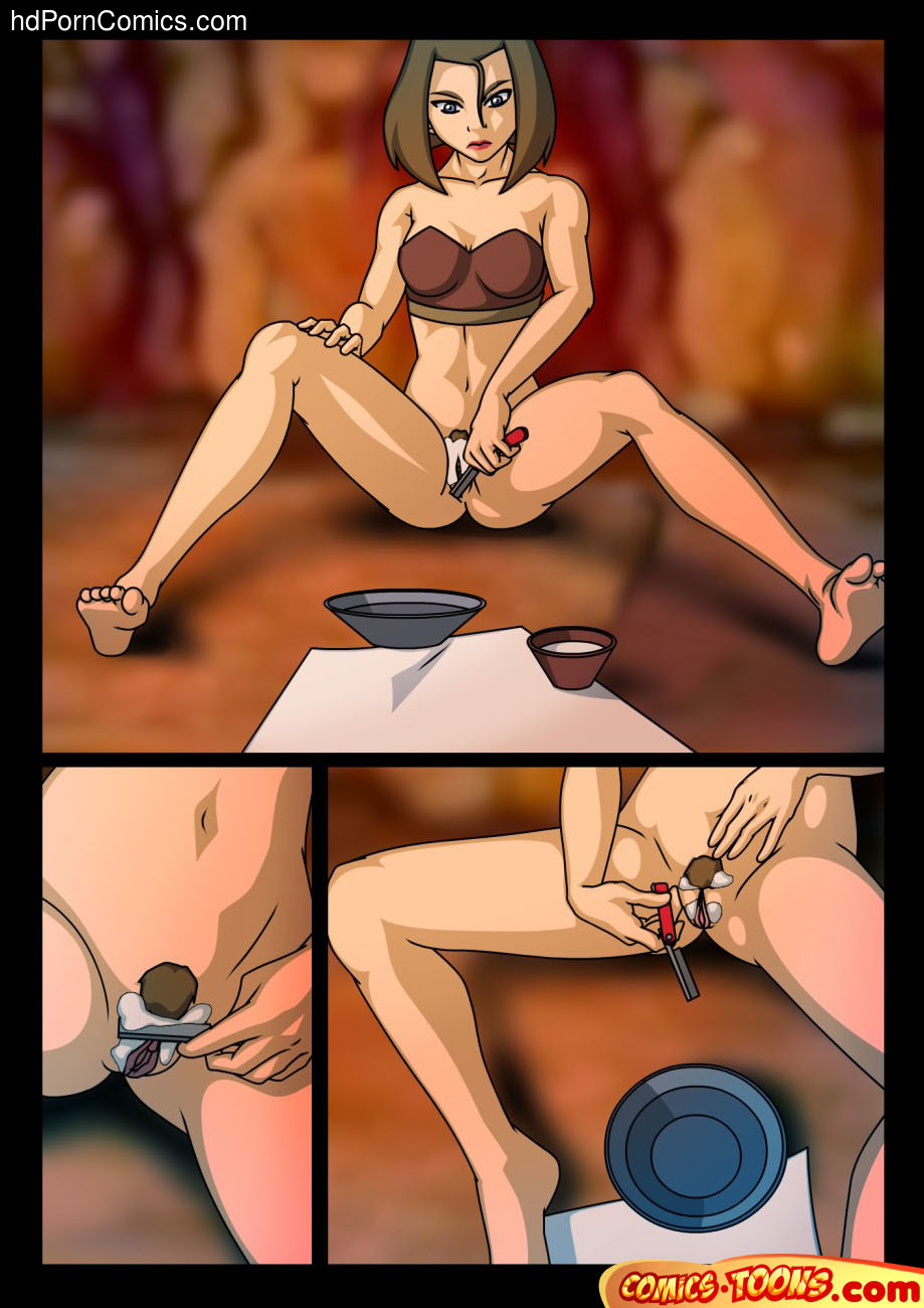 last airbender cartoon porn