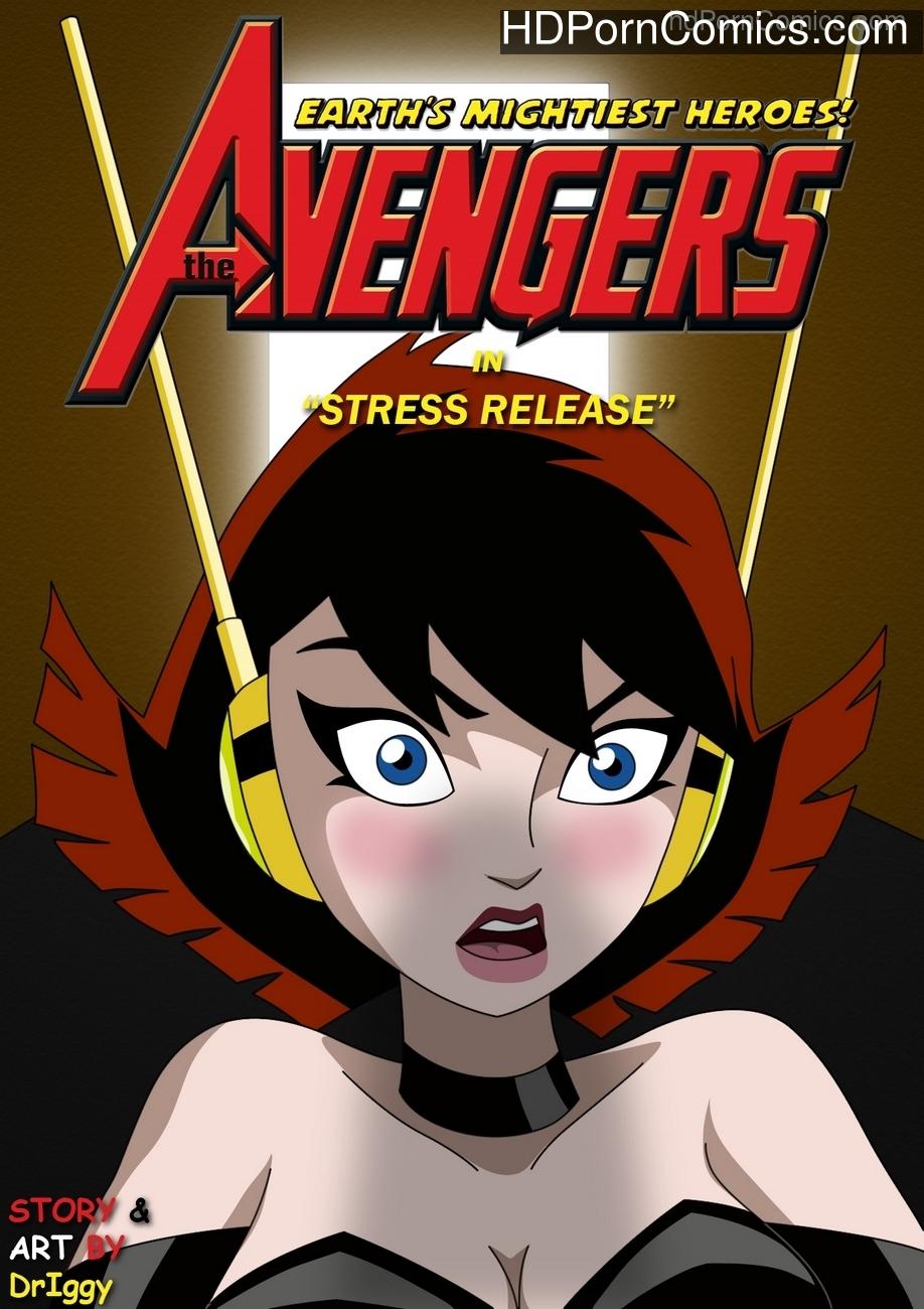 Avengers - Stress Release 1 free sex comic