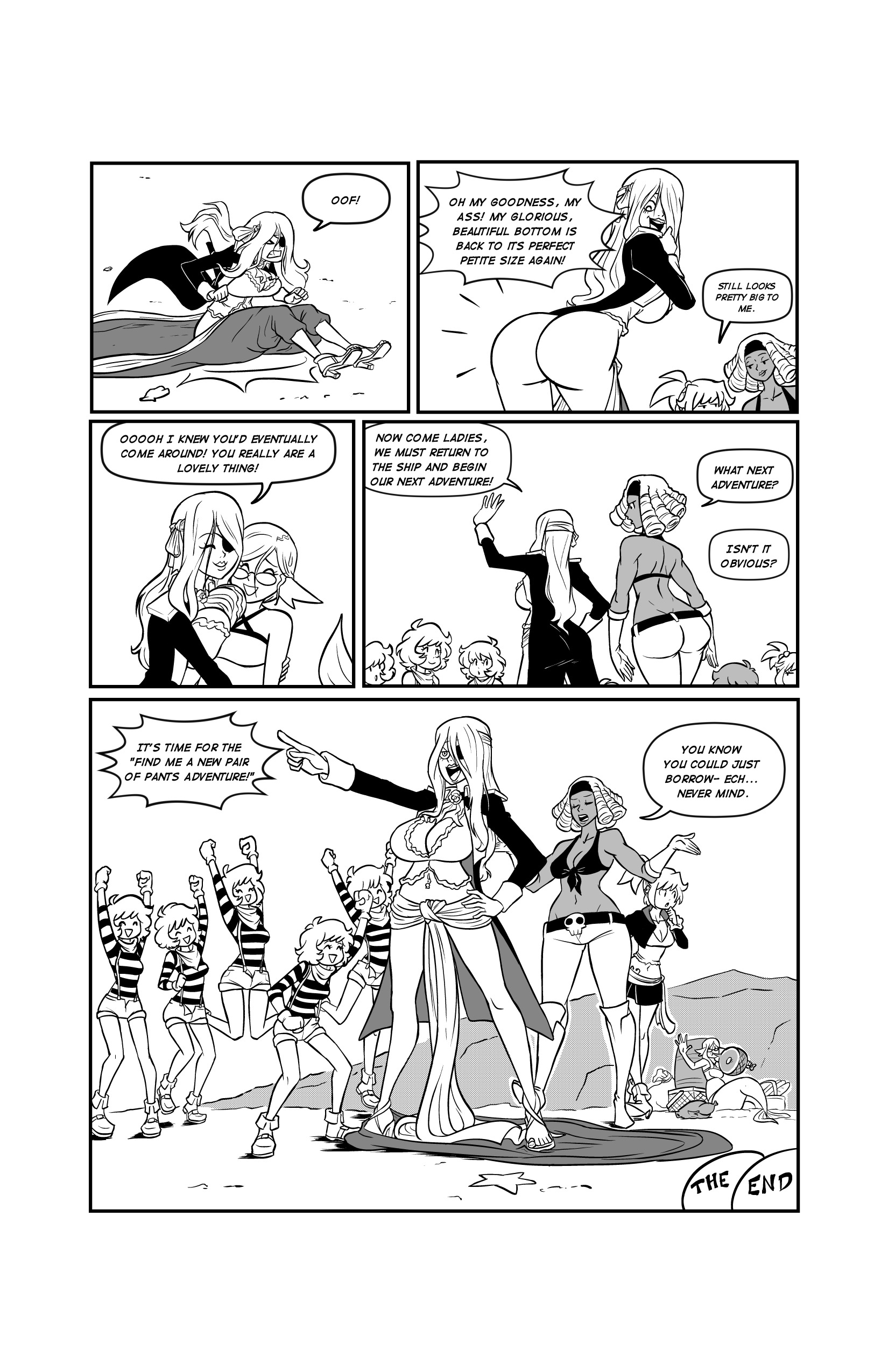 Axel Rosered – Whale of a tail free Cartoon Porn Comic