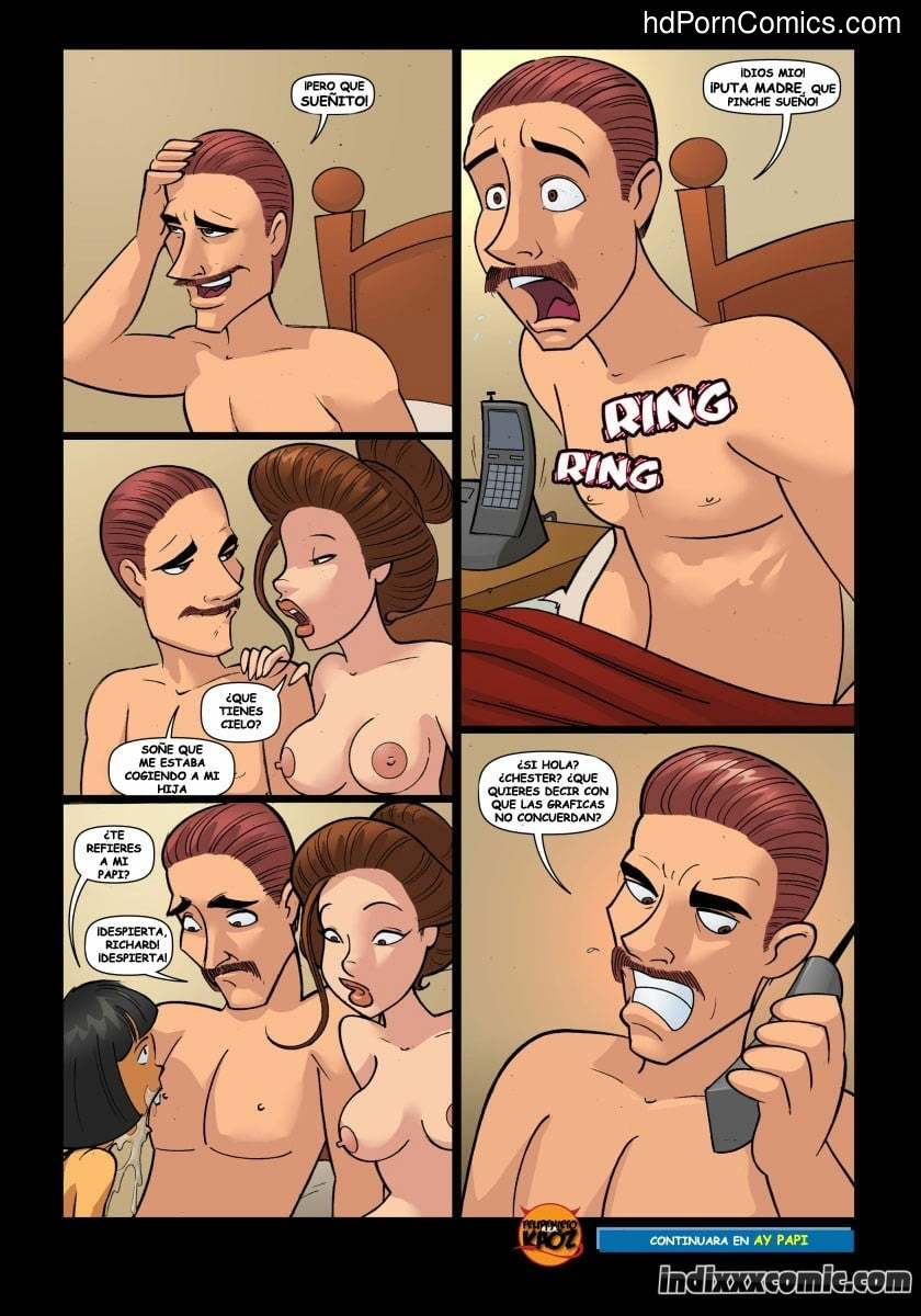Ay Papi - Inception - Porncomics6 free sex comic