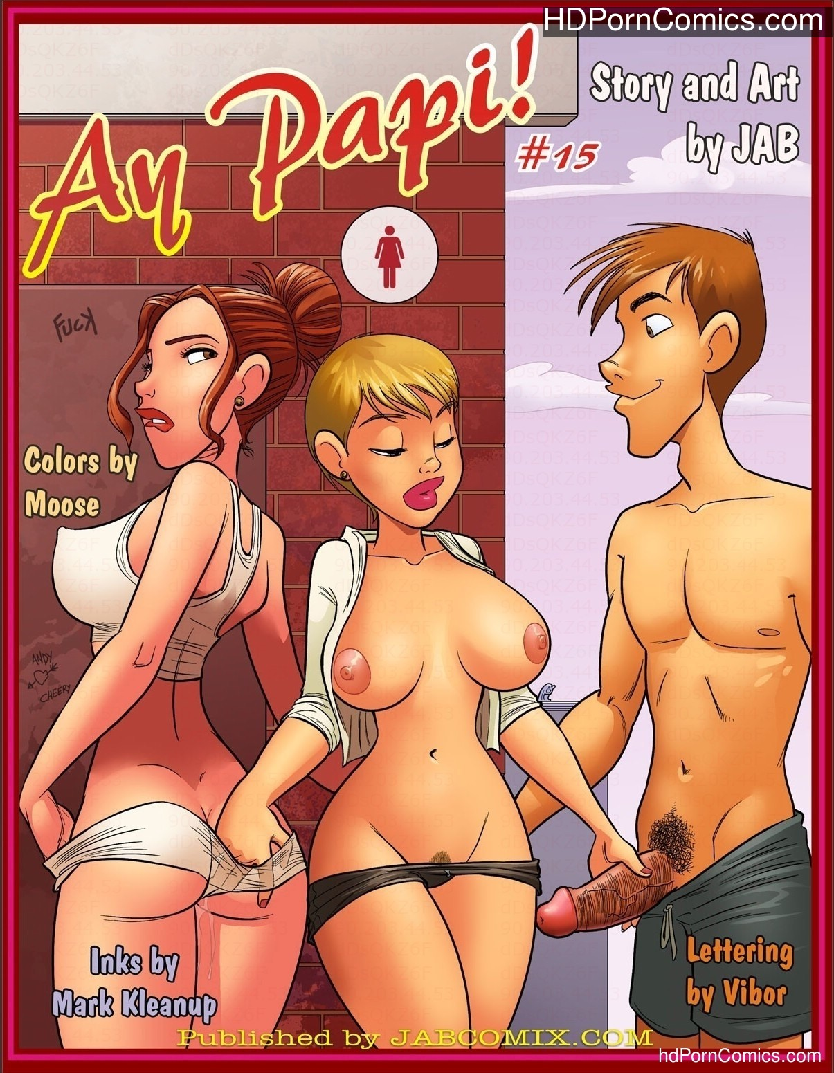Ay Papi 15 - Jabcomix1 free sex comic