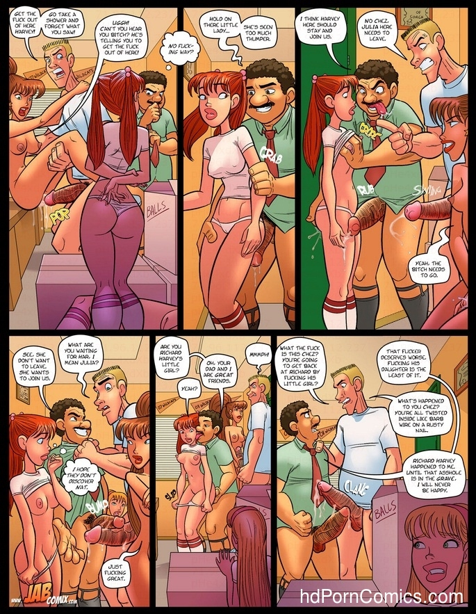Ay Papi 15 - Jabcomix14 free sex comic