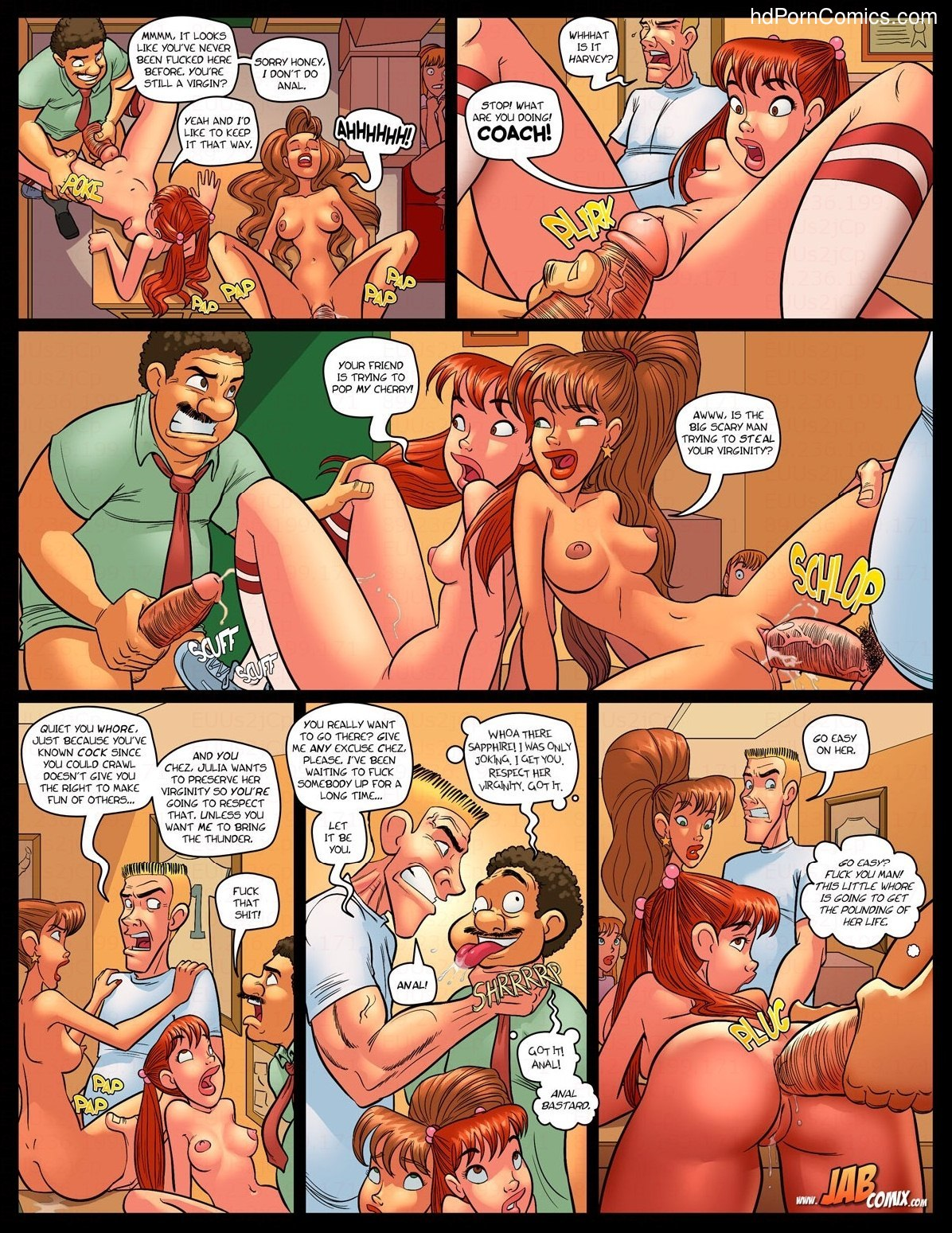 Ay Papi 15 - Jabcomix16 free sex comic