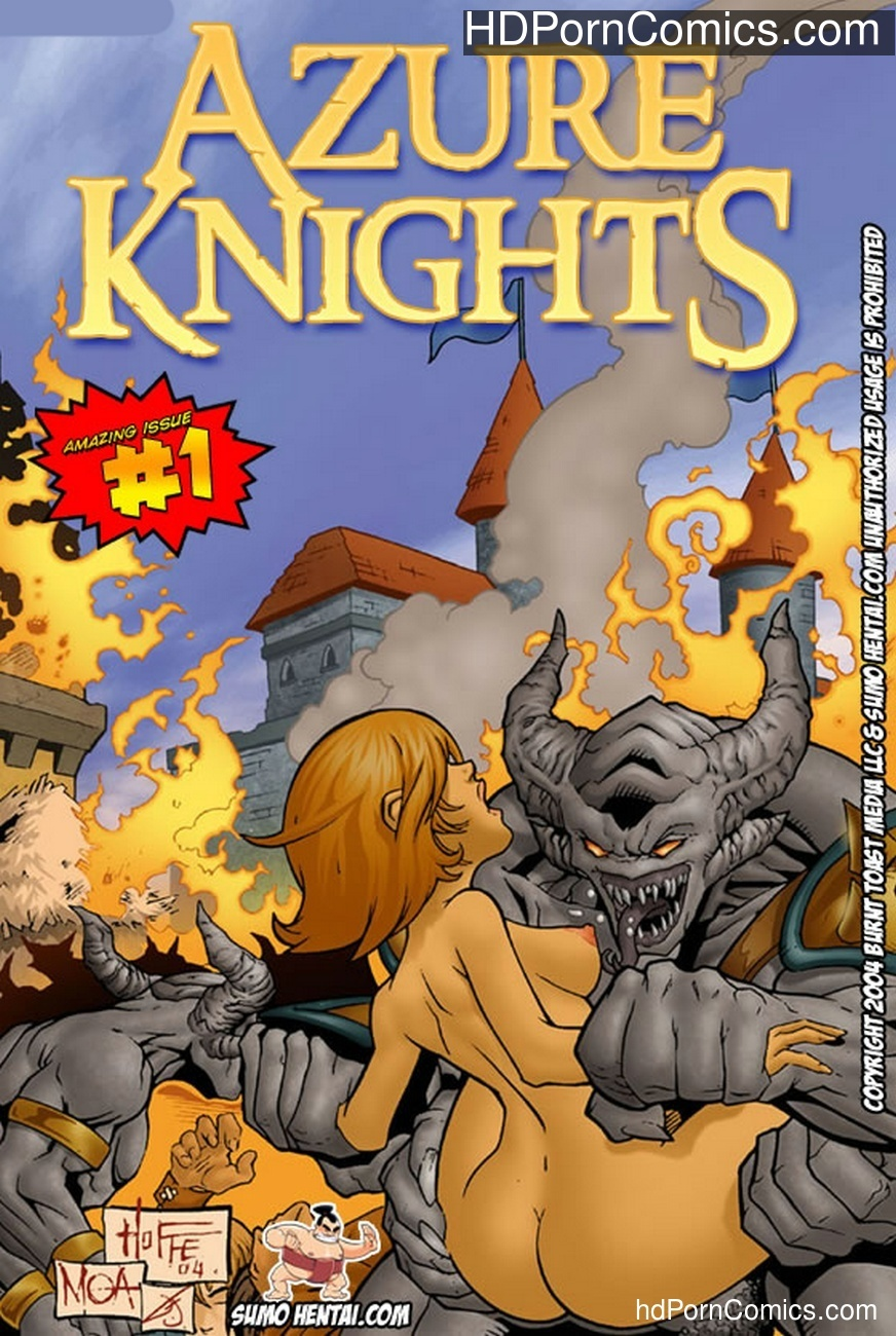 Azure Knights comic porn